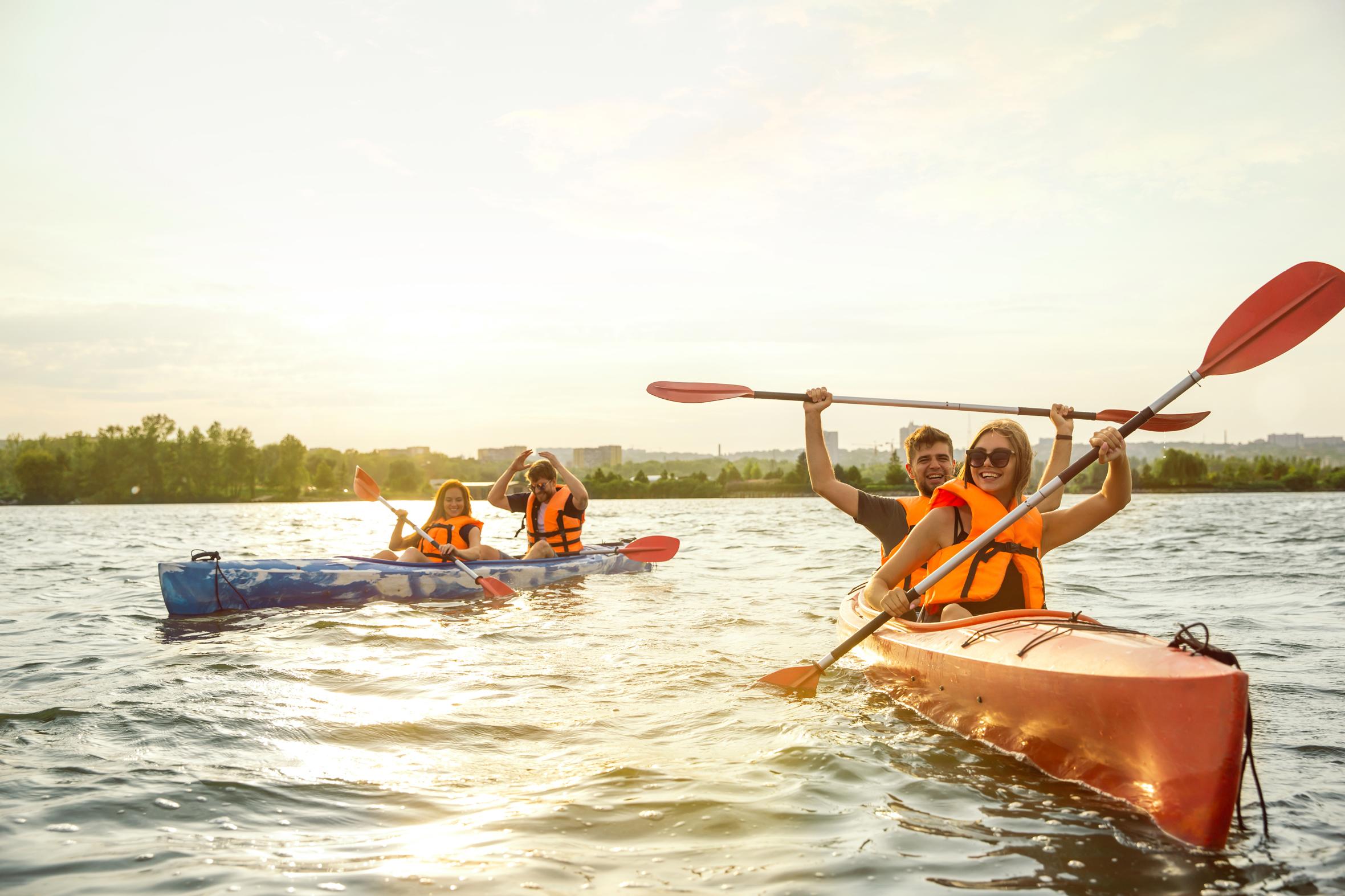 Kayaking St Simons Island