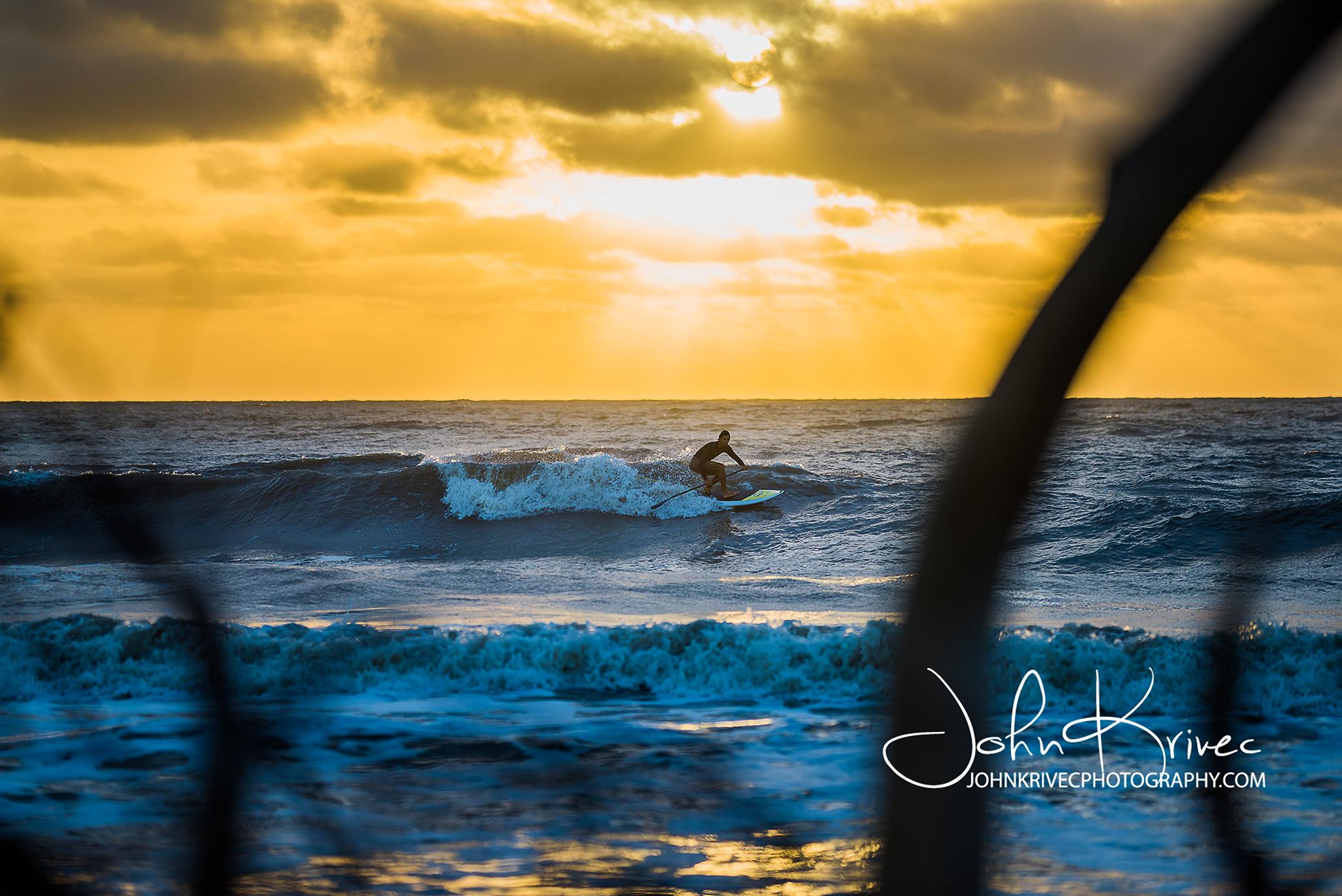 Saint Simons Paddle Surf